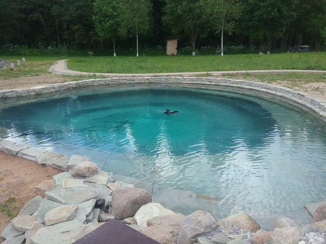 Искусственные водоемы и басейны