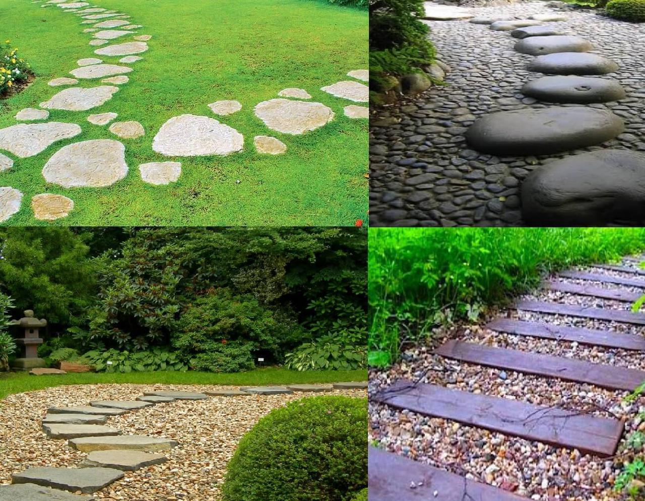 Устройство садово-парковых дорожек и площадок
