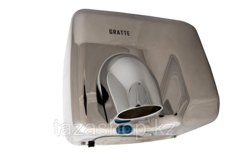 Сушилка для рук GRATTE 250A (SS)