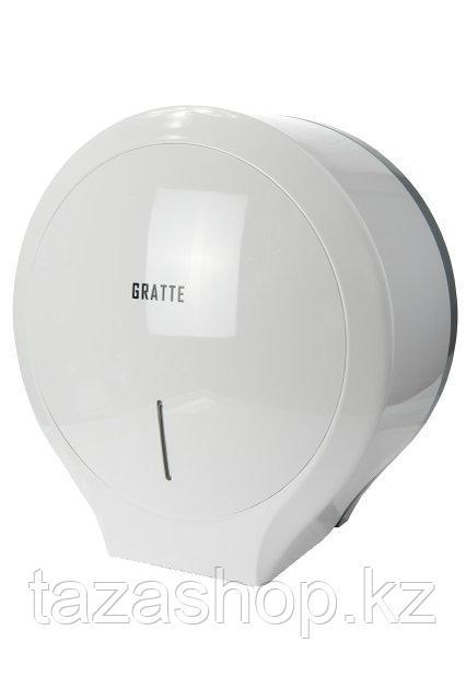 Диспенсер для туалетной бумаги GRATTE T-200 (W