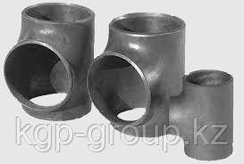 Тройники приварные стальные шатмпосварные ГОСТ 17376-01 Ду-219х108