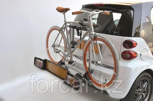 Крепление велосипеда для автомобилей SMART  PERUZZO SMART RACK DELUX для 2-х велосипедов (Италия), фото 2