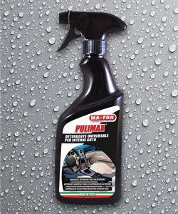 MA-FRA Pulimax глубокая очистка всех моющихся поверхностей салона автомобиля (Италия)