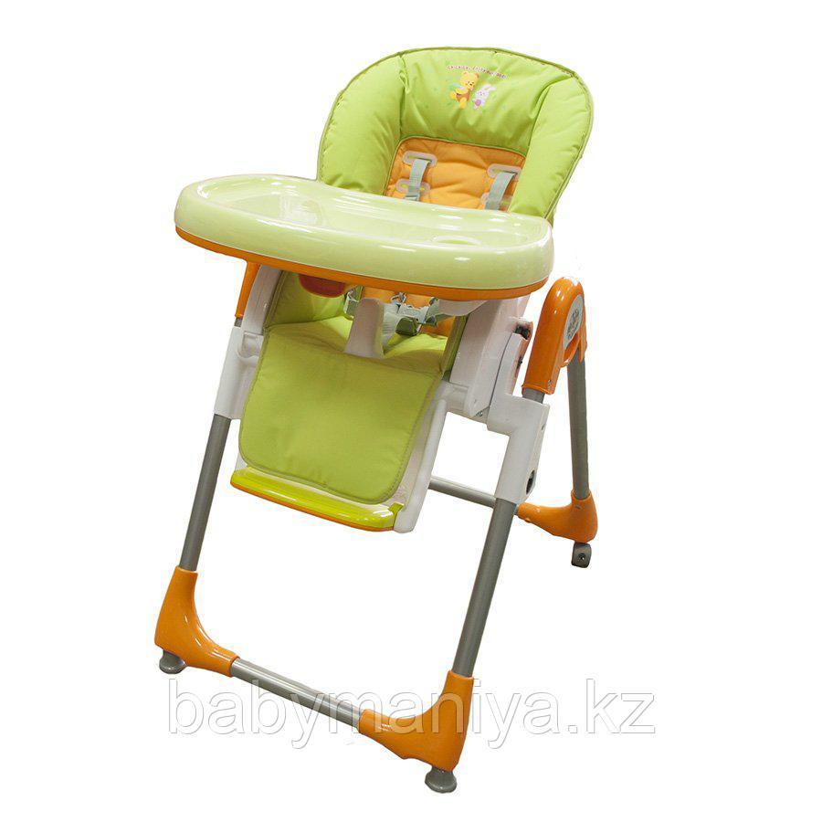 Стульчик для кормления Baby Ace оранжевый