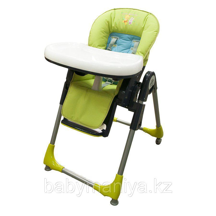 Стульчик для кормления Baby Ace зеленый