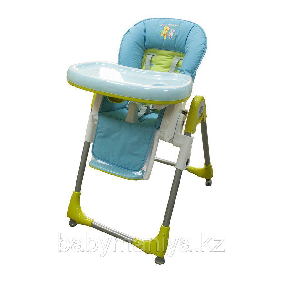 Стульчик для кормления Baby Ace синий