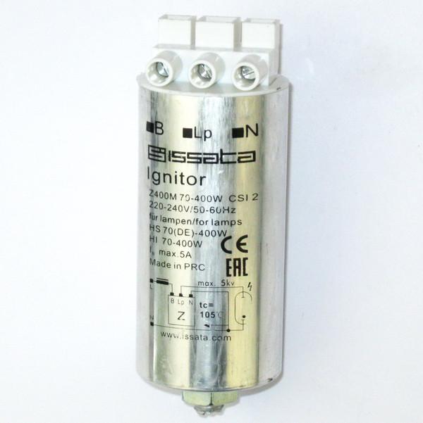 ИЗУ Импульсное зажигающее устройство 70/400Вт 3-х контактный