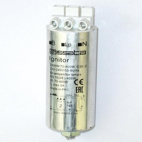 ИЗУ Импульсное зажигающее устройство 70/400Вт 3-х контактный  , фото 2