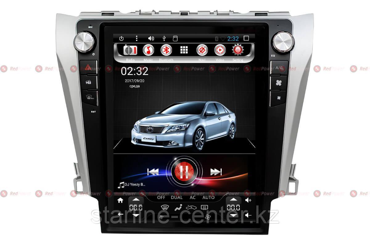 Автомагнитола для Toyota Camry V55 Redpower 31230 TESLA