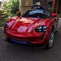 Детский электромабиль Porsche Spyder concept