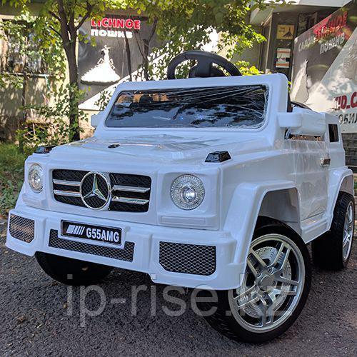 Детский электромобиль Mercedes-Benz G55 малый