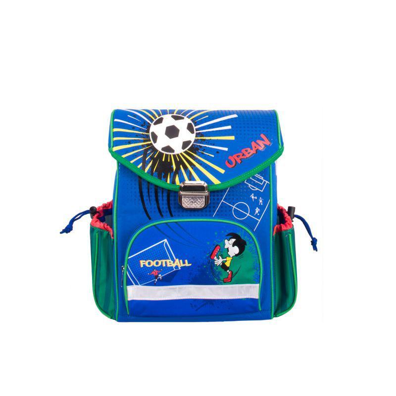 Школьный Рюкзак Футбол эргономичная спинка(синий)