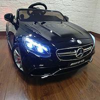Детский электромобиль Mercedes-Benz S63 coupe, фото 1