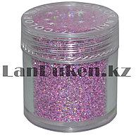 Блестки Color nail, блестки для ногтей, глаз, волос, тела, блестки для макияжа, глиттер, розовые блестки