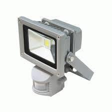 LED Прожектор с датчиком движения 30W IP65 Teksan