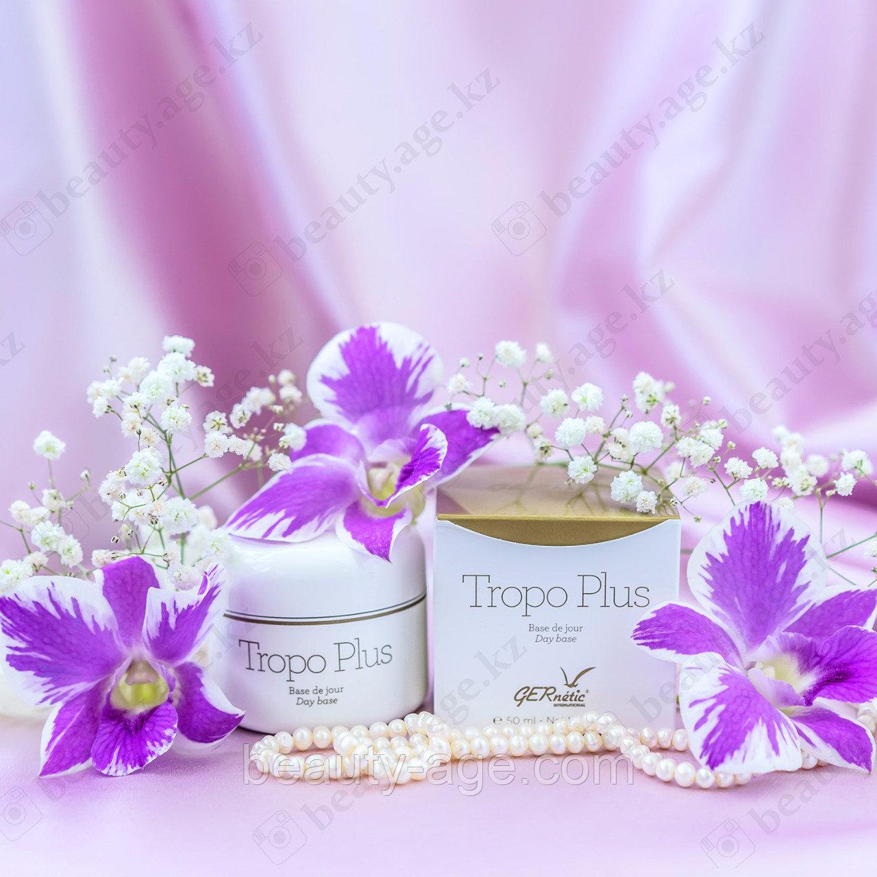 Дневной крем для сухой кожи Tropo Plus