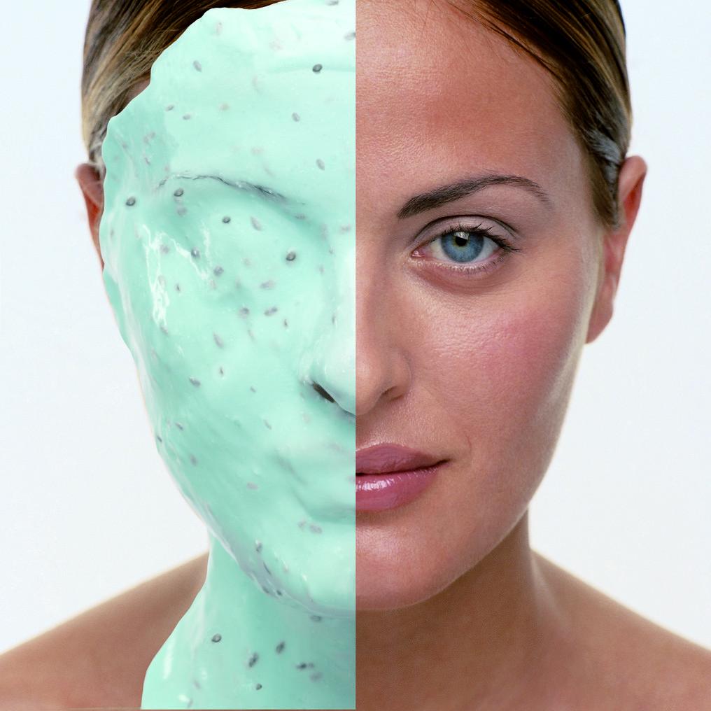 Algea Mask (Алгеа Маск) – маска для очищения и омоложения кожи