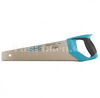 """Ножовка по дереву """"PIRANHA"""", 400 мм, 7-8 TPI, зуб - 3D, каленый зуб, 2-х комп. рук-ка 24109 (002)"""