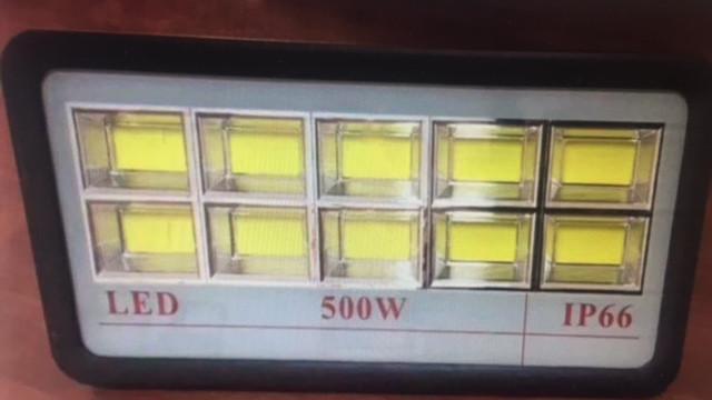 Светодиодный прожектор 500Вт