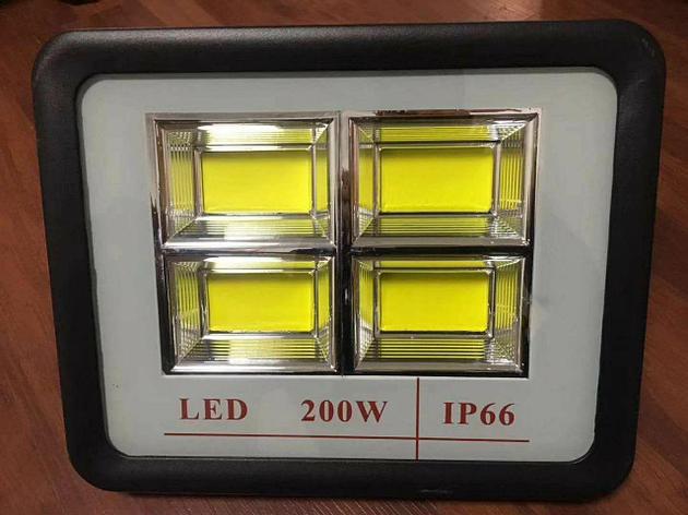 Светодиодный прожектор 200Вт , фото 2