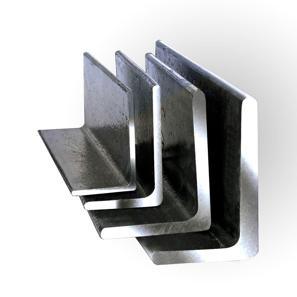 Уголок равнополочный 200х200 10мм ГОСТ 8509-93 стальной 11,7-12,0 метров
