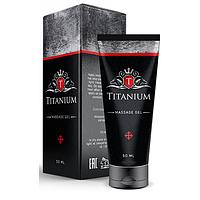 Titanium (Титаниум) гель для увеличения члена, фото 1