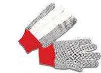 Спилковые перчатки