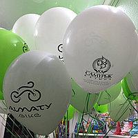 Шары с печатью/логотипом, фото 1