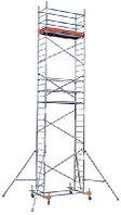 Алюминиевые передвижные леса ProTec Высота рабочая 10,3м