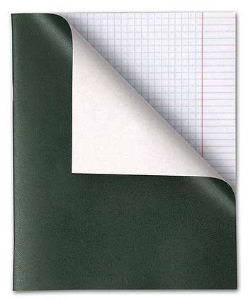 Тетрадь общая А5, 96 листов в клетку, обложка бумвинил