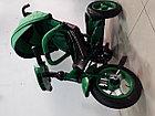 Трехколесный велосипед Барс с надувными колесами, фото 2