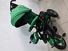 Трехколесный велосипед Барс с надувными колесами, фото 3