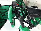 Трехколесный велосипед Барс с надувными колесами, фото 5