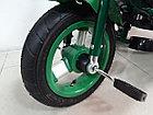 Трехколесный велосипед Барс с надувными колесами, фото 6