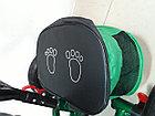 Трехколесный велосипед Барс с надувными колесами, фото 7