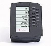 Модуль расширения Polycom SoundPoint IP 650 Expansion Module (2200-12750-025), фото 1