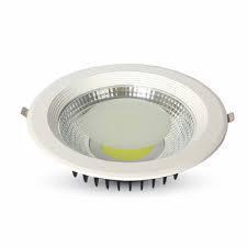Встраиваемый LED светильник 30W  IP20