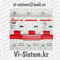 Автоматический выключатель Заря C100 3P-100A