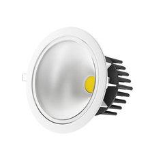 Встраиваемый LED светильник 30W  IP23