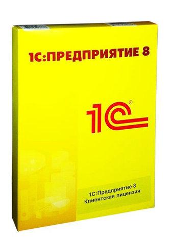 1С:Предприятие 8. Клиентская лицензия на 1 дополнительное рабочее место, фото 2