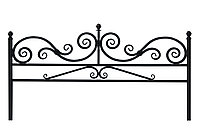 Кованная оградка №4