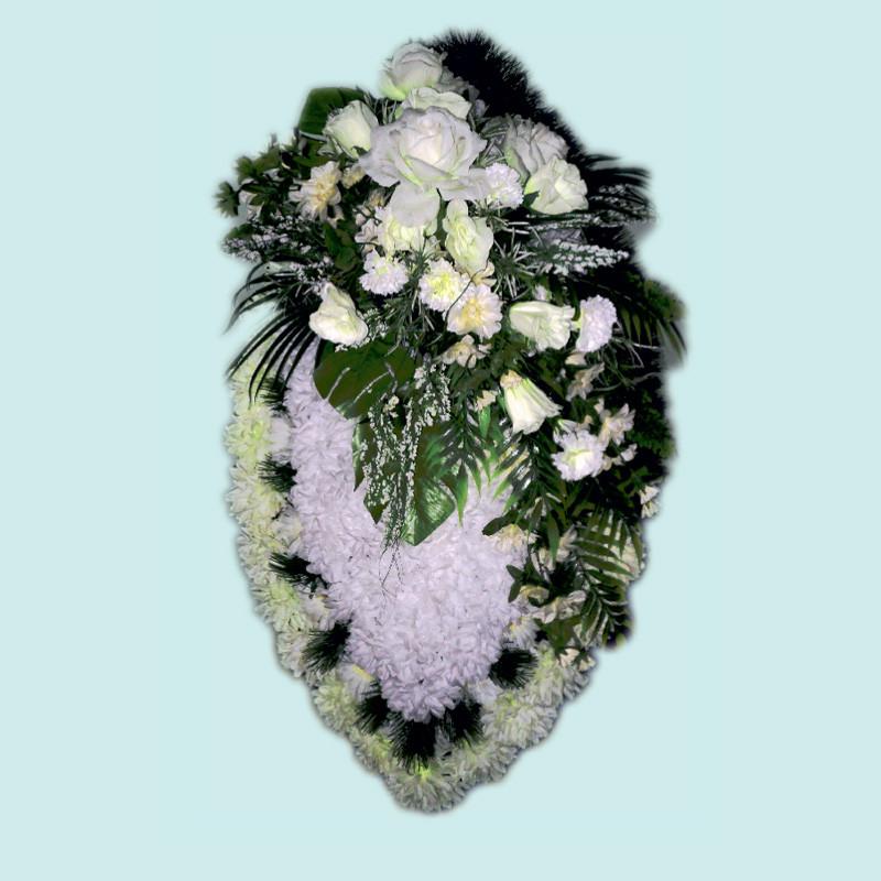ритуальные венки из искусственных цветов цена