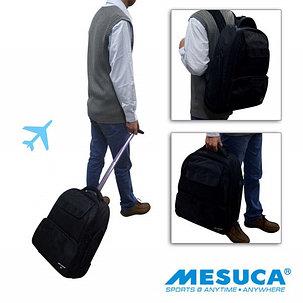 Рюкзак-сумка-каталка MESUCA на 40 литров, фото 2
