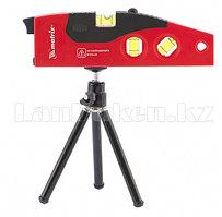Уровень лазерный, 180 мм, 220 мм штатив, 4 глазка 35022 (002)