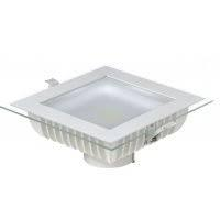 Встраиваемый LED светильник Kvadro 18W  IP23