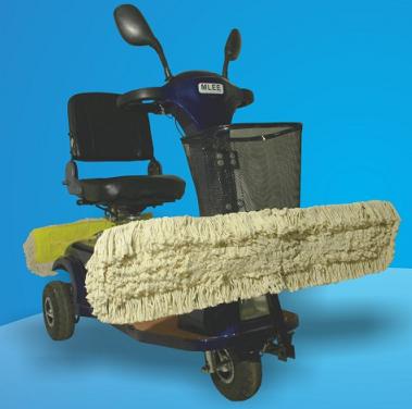 Автомобиль с пылесосом