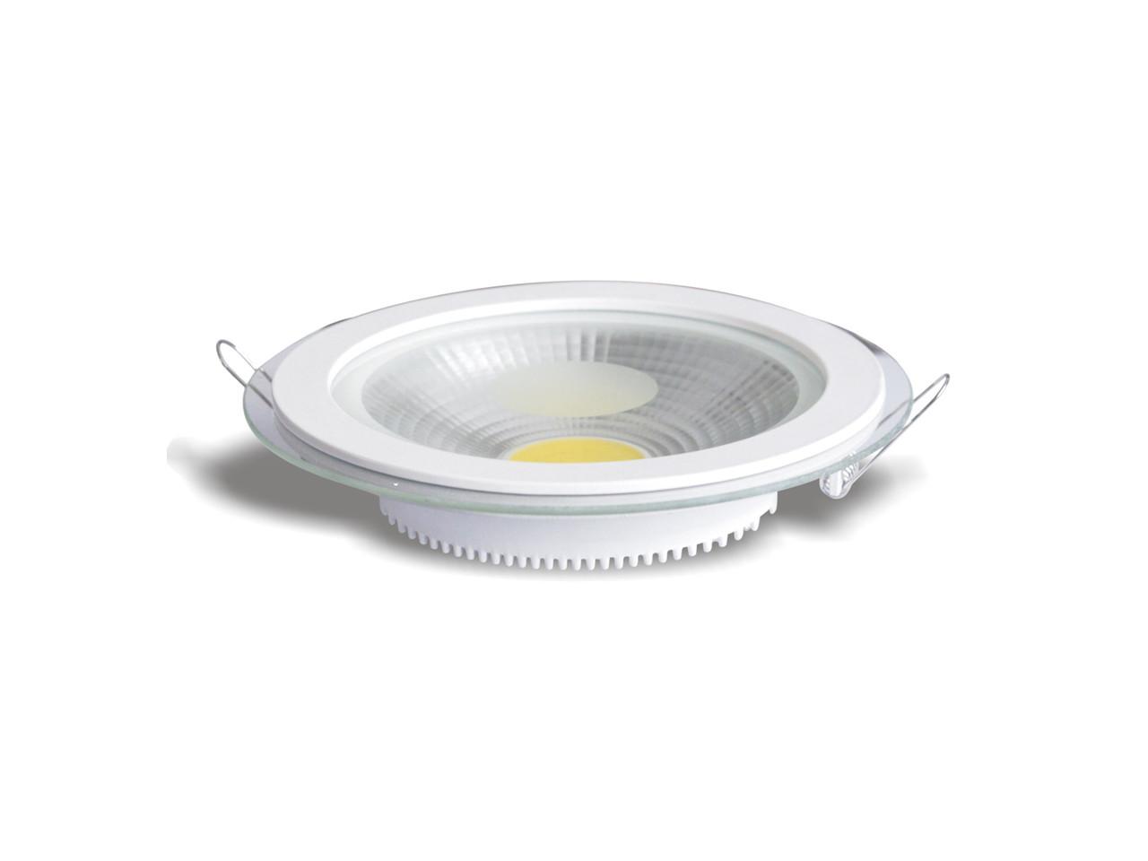 Встраиваемый LED светильник Round  18W  IP23