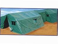 Армейские Палатки прорезиненные ПВХ (полихлорвинил) 3х5