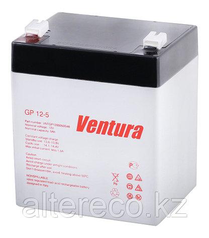 Аккумулятор Ventura GP 12-5 (12В, 5Ач), фото 2