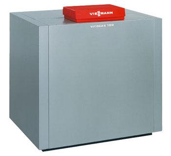 Котлы Vitogas 100F. Мощность от 42 до 140 кВт